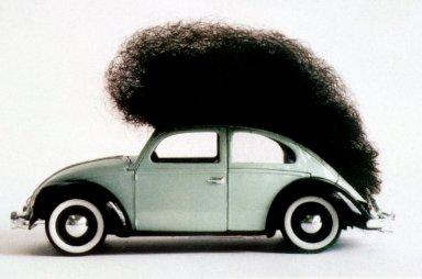 Volkswagen Hair Car