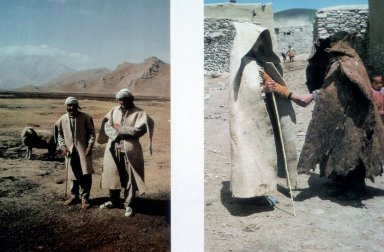 Kurdish Shepherds Wearing Kepeneks