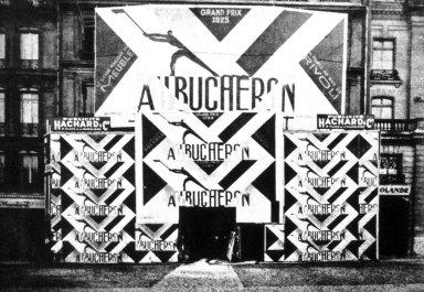 Au Bucheron Posters