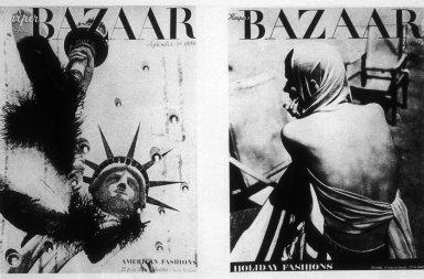 Harper's Bazaar (September 1939), Harper's Bazaar (July 1944)