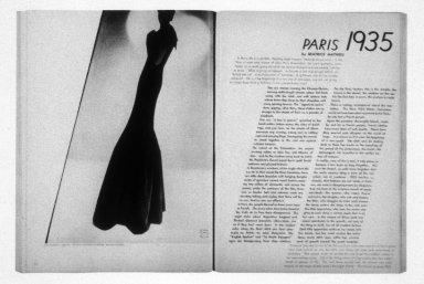 Harper's Bazaar (October 1934)