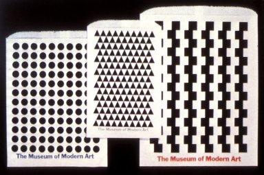 Merchandise Bag, Museum of Modern Art