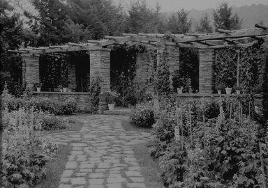 Ancrum House Garden