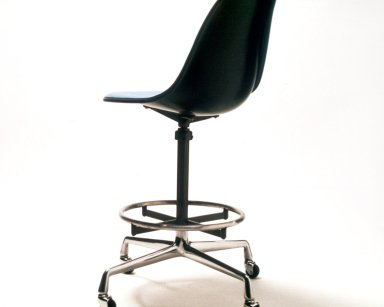 Secretarial Adjustable Stool Swivel