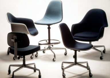Eames Office Chairs Sold by Herman Miller