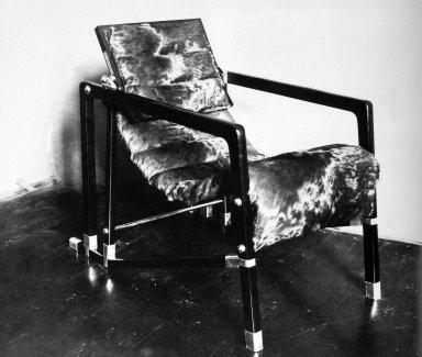 Transat Chair in Ponyskin