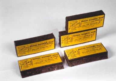 Noiseless Blackboard Erasers