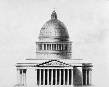 Project for the Eglise de la Madeleine