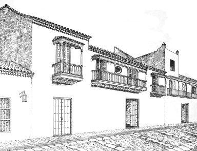 Casa en Obispo 117-119