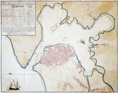 City and Bay of Havana
