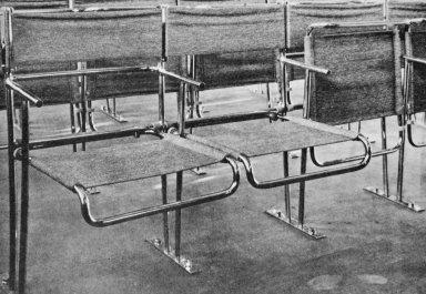 Tubular Steel Auditorium Seating