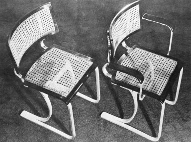 Wohnbedarf Model 303 Chairs