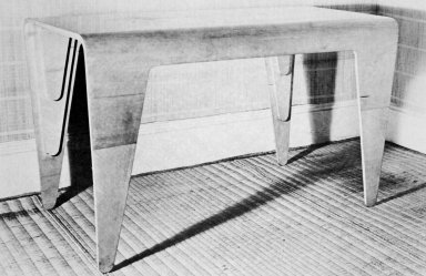 Isokon Dining Table
