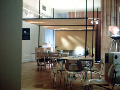 Herman Miller Furniture Showroom