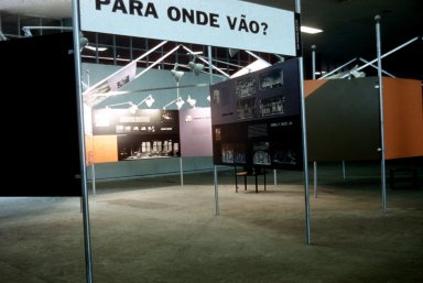 USIA Brazil Exhibition