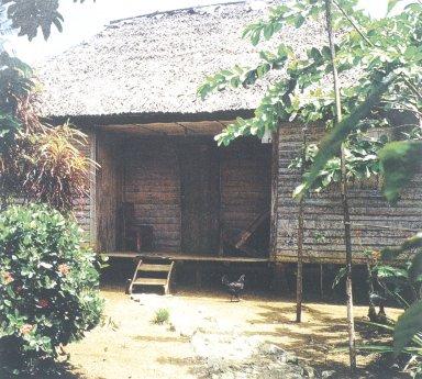 Bohio in Baracoa