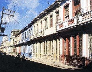 Calle San Martin