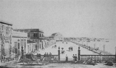 Alameda de Paula y Teatro Principal