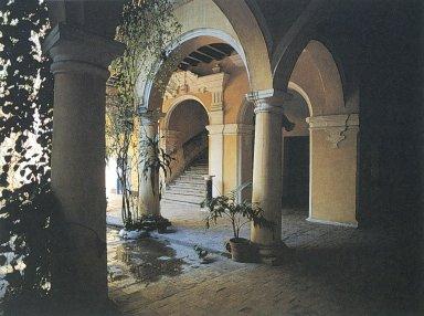Casa de Don Martin Calvo de la Puerta, Obrapia at Mercaderes