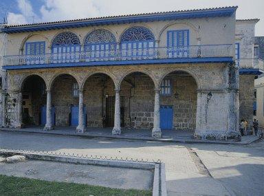 Casa del Conde de San Juan de Jaruco