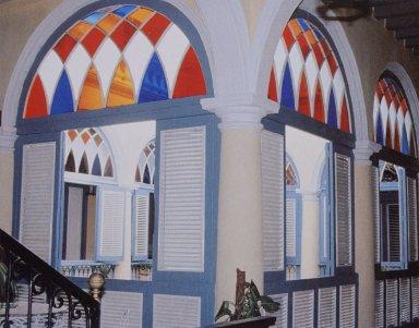 Casa de Marquez de Aguas Claras
