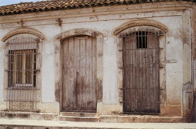 Modest Colonial Home in Havana