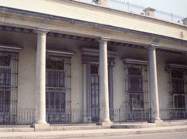 Casa del Marques de Pinar del Rio