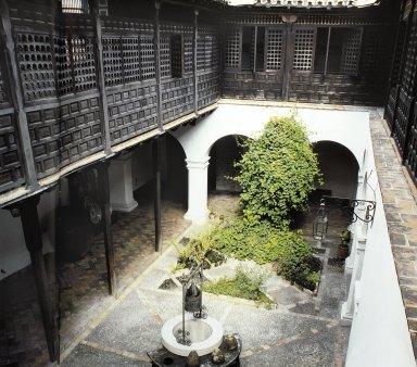Casa de Diego Velazquez de Cuellar