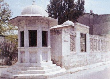 Mimar Sinan Tomb