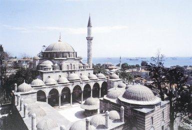 Sokollu Mehmed Pasha Complex at Kadirga