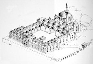 Kara Ahmed Pasha Complex at Topkapi