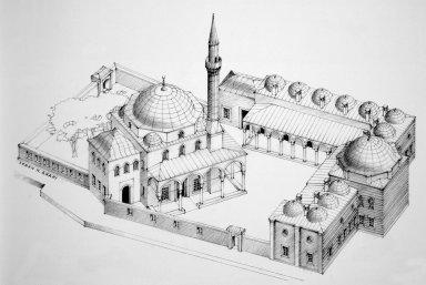 Ahmed Semsi Pasha Complex at Uskudar