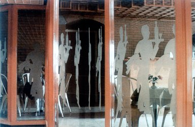 Decorative Figures for the Scheveningen Hotel