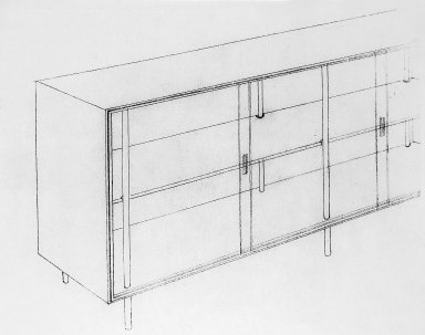 Sideboard for Villa Tugendhat