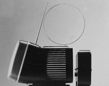 Algol 11 Black and White Television