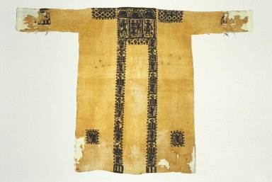 Tunic with Tapestry Decoration