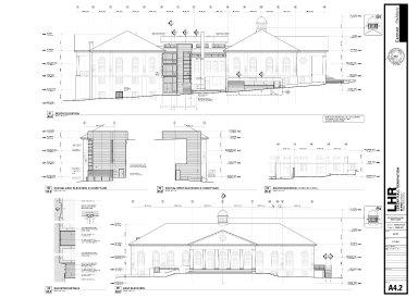 North Carolina State University: Leazar Hall