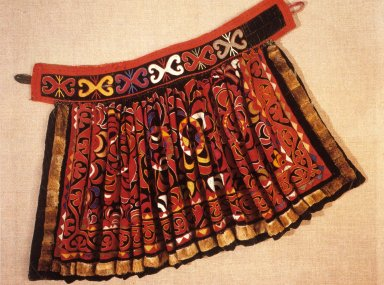 Skirt from Kirghiz