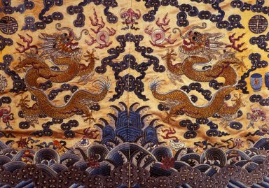 Robe of Emperor Guangxu