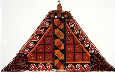 Kathi Caste Horse's Neck Cover