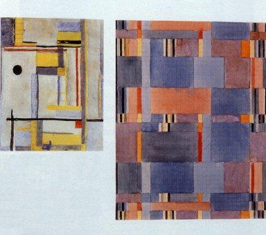 Textile Design / Geometric Textile Design