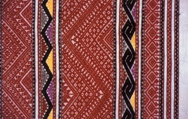 Bed Sheet from Nan Province