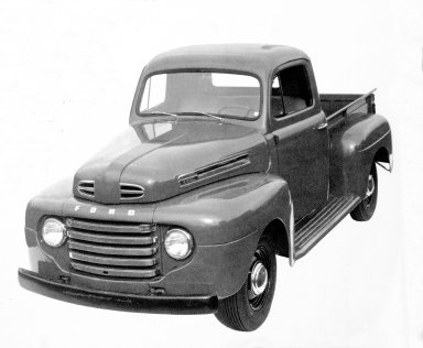 Ford F-1 Pick Up Truck