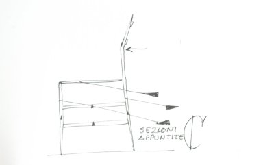Superleggera, Model No. 699