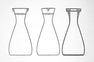 Table Type Soy Sauce Bottle