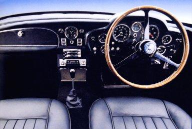 Aston Martin DB5 Sports Car