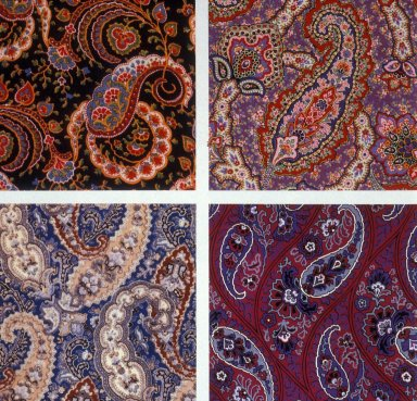 Paisley All Over Prints