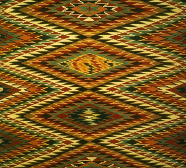 Saltillo Style Rug