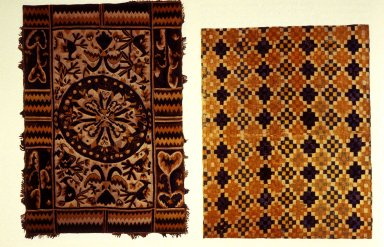 Colcha Embroidered Wall Hanging and Bedspread
