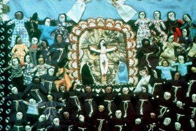 Cuadro: Procesion del Senor de los Milagros